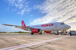 Unser Partner Air Malta bringt
