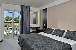 Zimmer im Hotel Hispania